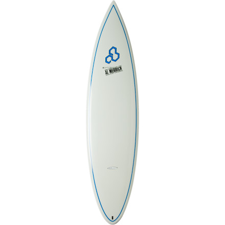 Surf We know the 10-time ASP World Champion doesn't ride an epoxy board in contests, but we also know that an extra-floaty, super lightweight, and durable core that's shaped to Slater's liking is pretty badass. In fact, Surftech crafted the Channel Islands Kelly Slater Surfboard to Al Merrick's specs so you can bet that you'll get the performance you seek. Chew through choppy surf and dish out nasty cutbacks and floater with the Tuflite advantage on your side. - $548.57