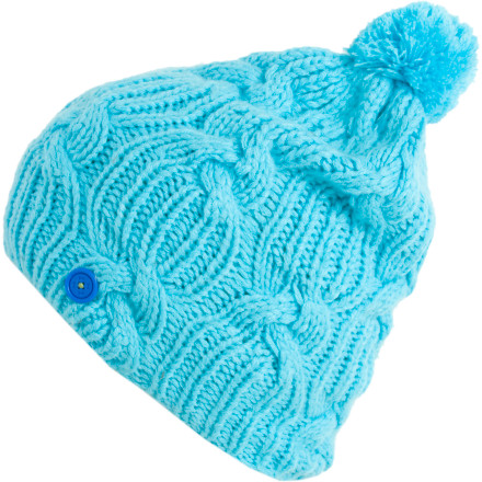 Fitness Once you slide the Under Armour Women's Snowmaggedon Pom Beanie on your noggin, you'll wish all the insides of your clothes could have this amount of ridiculous fuzziness. - $16.22