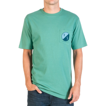 Surf Volcom VS2 Pocket T-Shirt - Short-Sleeve - Men's - $24.95
