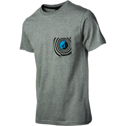 Surf Volcom Radar Pocket T-Shirt - Short-Sleeve - Men's - $16.77