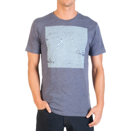Surf Volcom Blind Stone Slim T-Shirt - Short-Sleeve - Men's - $26.95