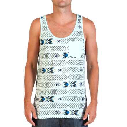 Surf Volcom Taxing Tank Top - Men's - $24.95
