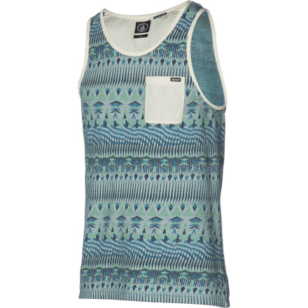 Surf Volcom Tursam Tank Top - Men's - $39.45
