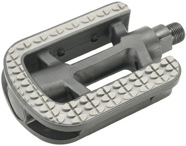 "Fitness Dimension City Slip Resistant Platform Pedals 9/16"" - $15.95"