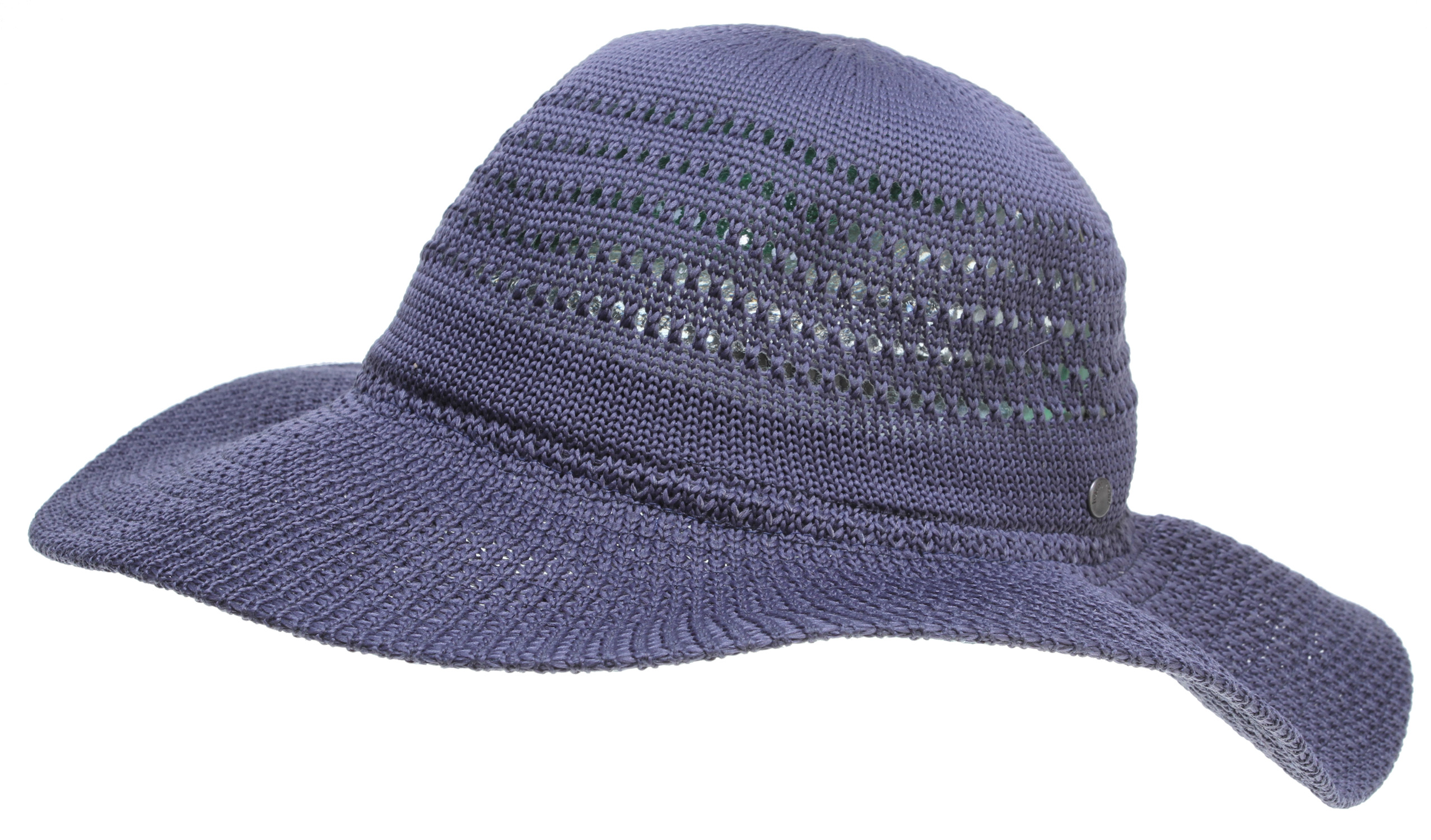 Key Features of the Horny Toad Big Easy Hat: Fabric: 100% Polyester Ultra-Flexible, Packable Sunhat Water-Friendly Material Soft, Elasticized Inner Sweatband Brim For Maximum Sun Protection Open Weave Pattern On Crown Provides Ventilation - $23.95