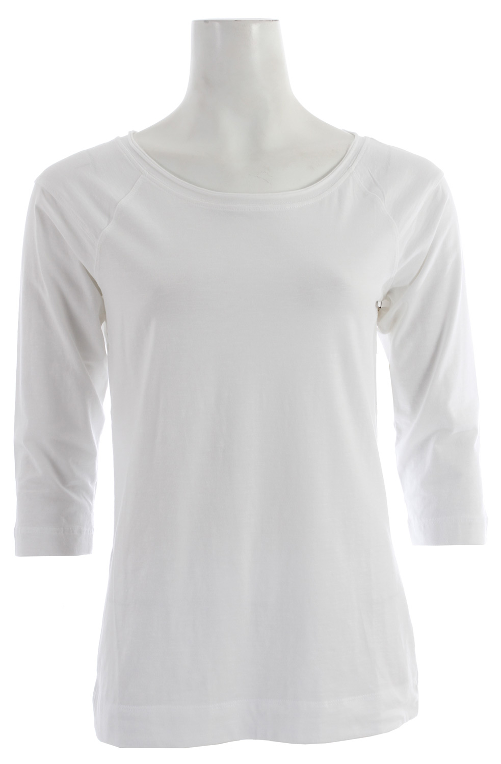 Toad & Co Rollick 3/4 Shirt White - $32.95