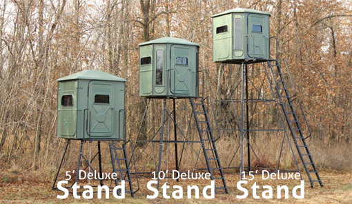 Hunting Redneck Deer Stands