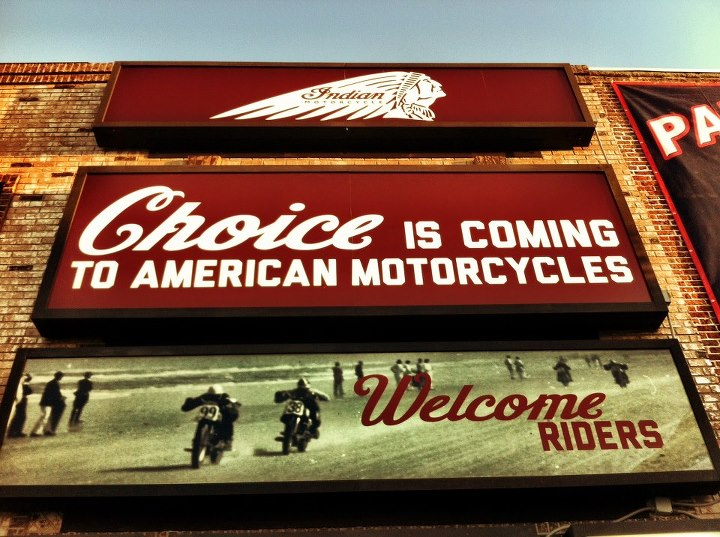 Auto and Cycle indianmotorcycle