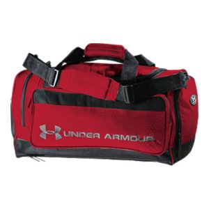 "Fitness Built from hexagon ripstop fabric for maximum durabilityOversized and organizational pockets transport your gear with easePatented roll out mat, rubber logo and embroidered logo round out total functionality with a great lookDimensions: 23"" x 11"" x 12""Imported - $26.99"