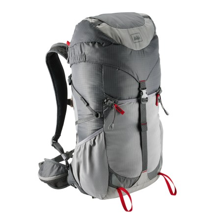 Camp and Hike Featuring great ventilation and a body-hugging profile, the REI Stoke 29 pack is ideal for all-day wilderness adventures. - $39.73