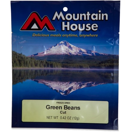 Camp and Hike Fresh-tasting green beans, ready in minutes. - $2.93