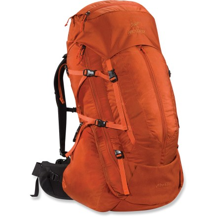 Camp and Hike Stay swift on multiday journeys with a fully customizable harness and triple-access interior, a combo that keeps your upper body happy and the lower recesses of your pack easily in reach. - $449.00