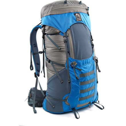 Camp and Hike Perfect for light and fast weekend adventures, the women's Granite Gear Leopard V.C. 46 Ki pack offers blissful comfort and 35 lb. capacity so you can focus on the scenery instead of your pack weight. - $119.93