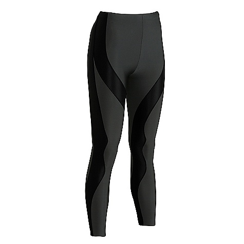 Free Shipping. CW-X Women's Pro Tights FEATURES of the CW-X Women's Endurance Pro Tights 80% Nylon / 20% LYCRA 2-way stretch Support Web - Multidirectional stretch fabric exoskeleton supports specific muscles and joints of the legs. 80% COOLMAX / 20% LYCRA 4-way stretch body fabric - Helps to keep the body cool and dry, pulls moisture away from the body and carries it to the outside of the tight. UPF 50+ for UVA/UVB protection Flat seam construction - Eliminates abrasion, increases comfort, and enhances fit by reducing bulky seams. Reflective logo - Increases visibility in low light conditions Women's specific design and pattern - Provides comfort and ease of movement. With COOLMAX gusseted crotch liner. Abdominal support panel - Featured in 3/4 tights, shorts and fit shorts, provides extra core support to the wearer. Key pocket and double-reinforced waistband with flat draw-chord - $109.95