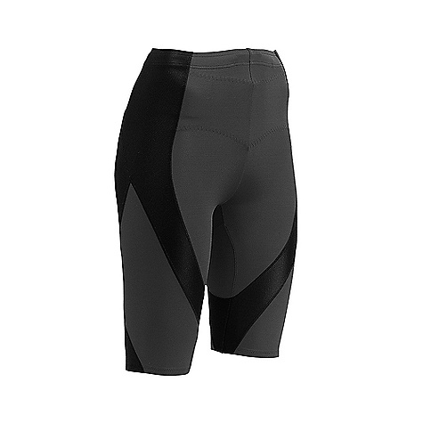 Free Shipping. CW-X Women's Pro Shorts DECENT FEATURES of the CW-X Women's Pro Shorts 80% Nylon / 20% LYCRA 2-way stretch Support Web: Multidirectional stretch fabric exoskeleton supports specific muscles and joints of the legs 80% COOLMAX / 20% LYCRA 4-way stretch body fabric: Helps to keep the body cool and dry, pulls moisture away from the body and carries it to the outside of the tight UPF 50+ for UVA/UVB protection Flat seam construction: Eliminates abrasion, increases comfort, and enhances fit by reducing bulky seams Reflective logo: Increases visibility in low light conditions Women's specific design and pattern: Provides comfort and ease of movement. With COOLMAX gusseted crotch liner Abdominal support panel: Featured in 3/4 tights, shorts and fit shorts, provides extra core support to the wearer Key pocket and double-reinforced waistband with flat draw-chord This product can only be shipped within the United States. Please don't hate us. - $79.95