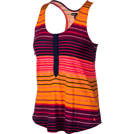 Surf Hurley Karma Tank Top - Women's - $29.45