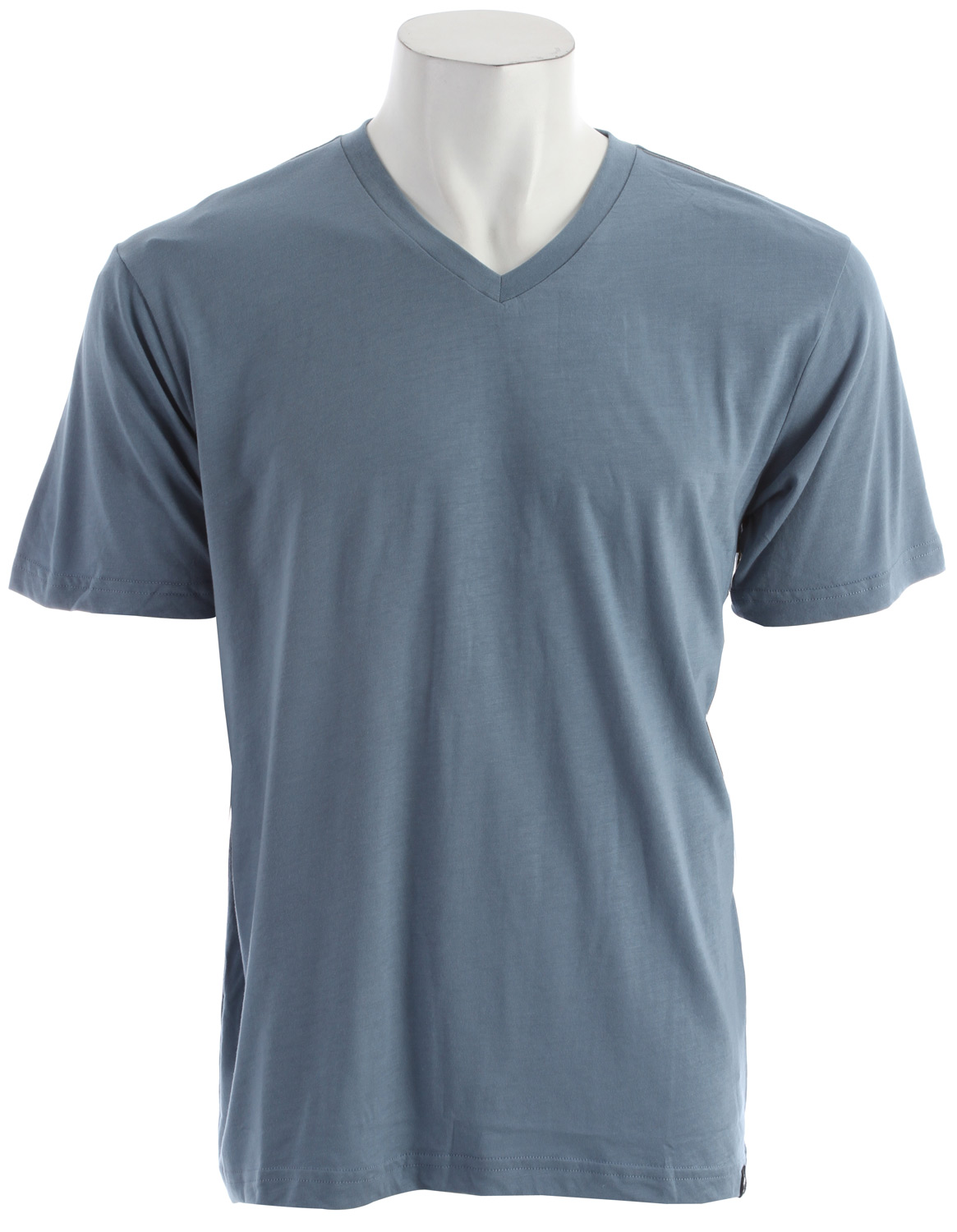 Arbor's premium comfort 70% viscose from bamboo / 30% organic cotton jersey t-shirt, custom made in Los Angeles, regular fit, printed neck label. - $24.95