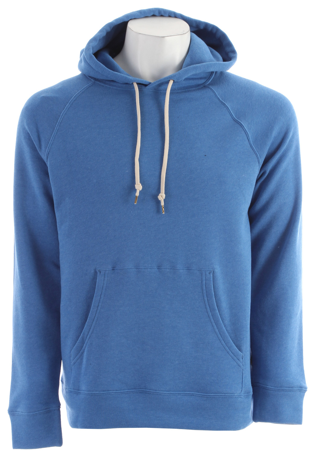 New Obey Lofty Creature Comforts Pullover Hoodie! This stylish hoodie is blend of cotton and polyester to ensure that you are 100% comfortable. The slim fit is great for those who dislike having too much extra fabric or steer away from baggier clothing. The Lofty Creature Comforts Pullover Hoodie comes with a large connected kangaroo pocket in the front, perfect for keeping your hands extra toasty when you need it or holding onto important items that you don't want to lose.Key Features of the Obey Lofty Creature Comforts Pullover Hoodie:  Slim fit pull over hoodie fleece with raglan sleeves  Features a soft fabrication, large pouch pocket at bottom and cream drawcords at hood  Includes OBEY specialty labels at interior neck and side seams  60% Cotton / 40% Polyester - $32.95
