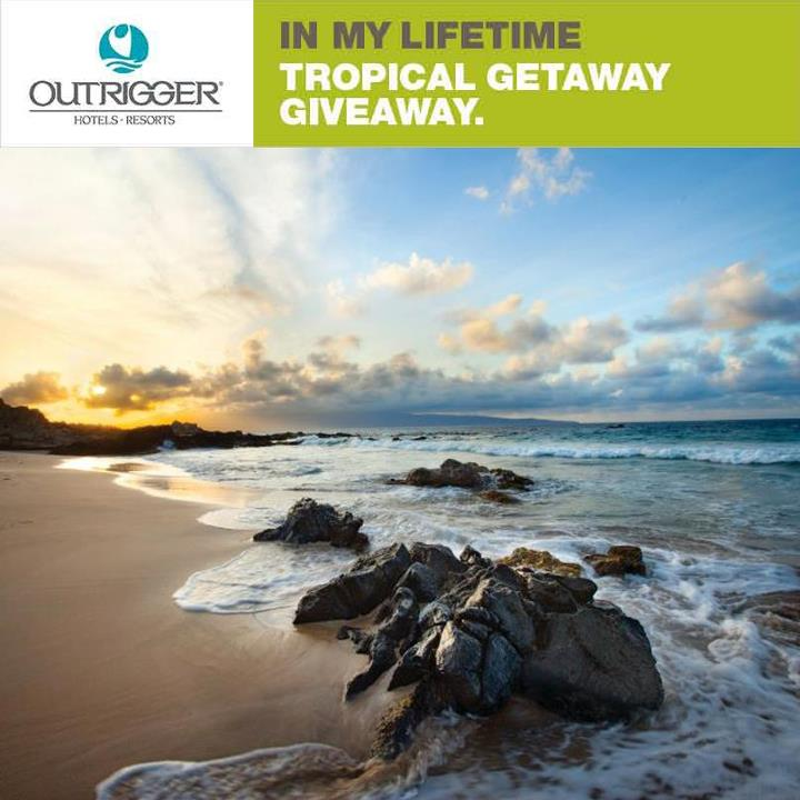 Fitness Would you like an opportunity to win a 4-night stay in Maui from our friends at OutriggerHawaii.com? Enter for a chance to win >> http://on.fb.me/YLljRq