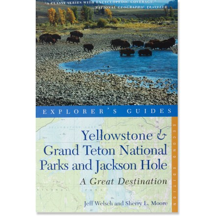 Ski The updated edition of Explorer's Guides: Yellowstone and Grand Teton National Parks and Jackson Hole unlocks the knowledge needed to make the most of your trip. - $9.93