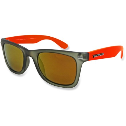 Camp and Hike Pepper's Sweet polarized sunglasses offer 100% UV protection from the sun on bright days. With classic styling, they're sure to please. - $35.93