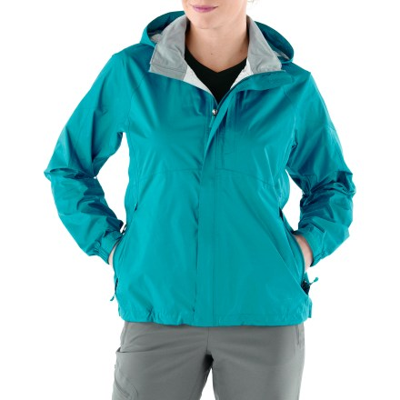 Fitness The women's REI Rainwall plus-size rain jacket offers full-featured, lightweight waterproof, breathable protection. Keep it in your pack, your car or on your bike for sudden changes in the weathe - $58.83