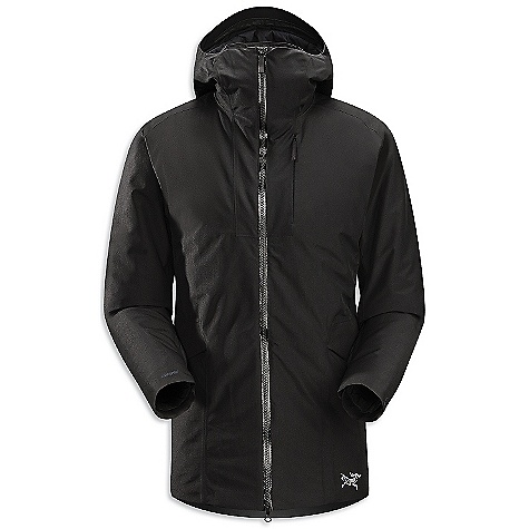 Free Shipping. Arcteryx Men's Khuno Parka DECENT FEATURES of the Arcteryx Men's Khuno Parka Hard wearing N80p-x Windstopper two layer shell fabric 140 g Coreloft insulation for added warmth and comfort Insulated hood and collar Two generous hand pockets (one with zip security pocket) external zip chest pocket internal zip chest pocket We are not able to ship Arcteryx products outside the US because of that other thing. We are not able to ship Arcteryx products outside the US because of that other thing. We are not able to ship Arcteryx products outside the US because of that other thing. The SPECS Fit: Relaxed Weight: M: 28.8 oz / 816 g N80p-x Windstopper 2L shell fabric Bdy: 40g Coreloft insulation Hood sleeves: 80 Coreloft insulation This product can only be shipped within the United States. Please don't hate us. - $398.95