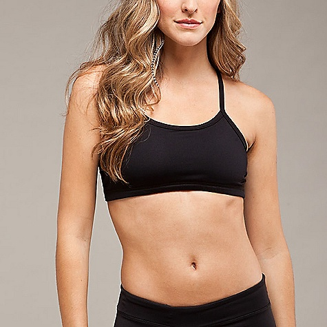 Fitness Carve Designs Women's Emmeline Sports Bra DECENT FEATURES of the Carve Designs Women's Emmeline Sports Bra Pull-on styling Racer back The SPECS Emmeline Fabric 9.4 oz Matte Jersey 90% Supplex, 10% Lycra - $37.95
