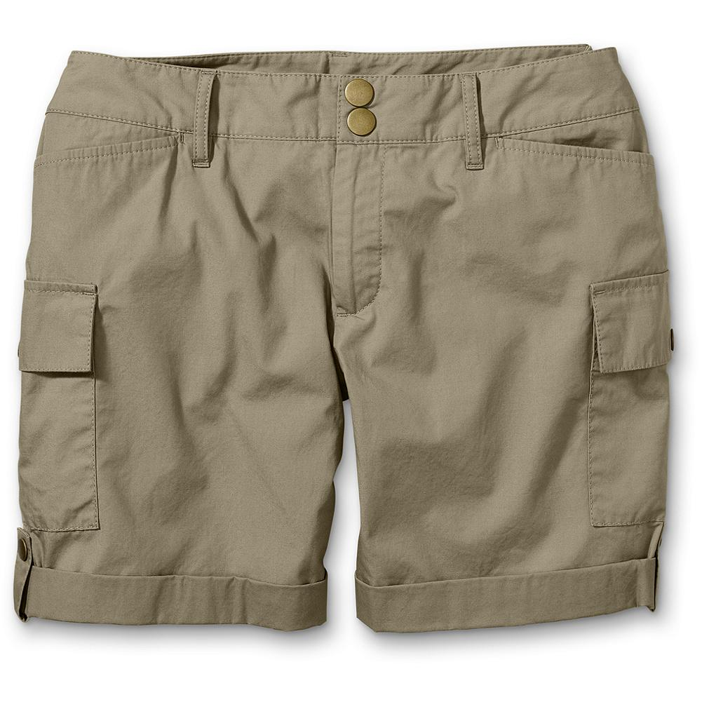 Surf Eddie Bauer Rialto Beach Board Shorts - Cotton/nylon/spandex blend for softness and versatility on short walks or long hikes. Plenty of pockets for gear and essentials. - $14.99