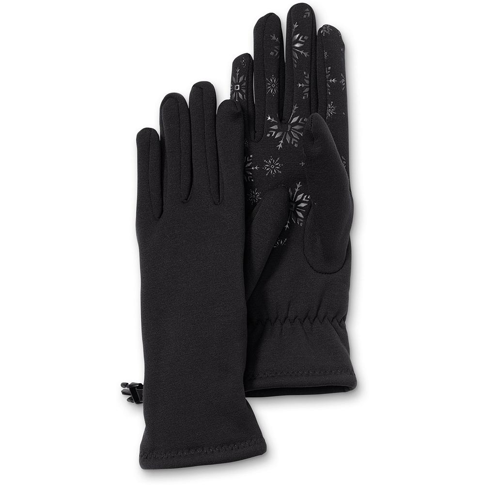 Entertainment Polartec Power Stretch Gloves - Soft fleece on the inside, wind and abrasion resistant, breathable Power Stretch fabric on the outside. Imported. - $10.00