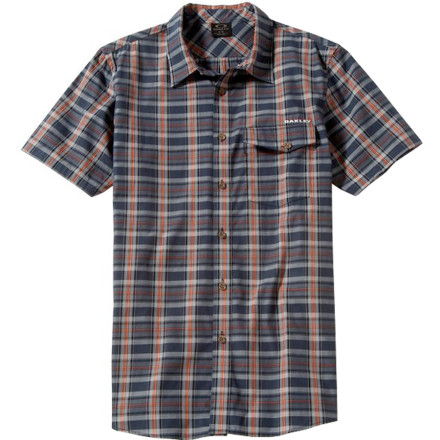 Entertainment Oakley Transfused Woven Shirt - Short-Sleeve - Men's - $45.00
