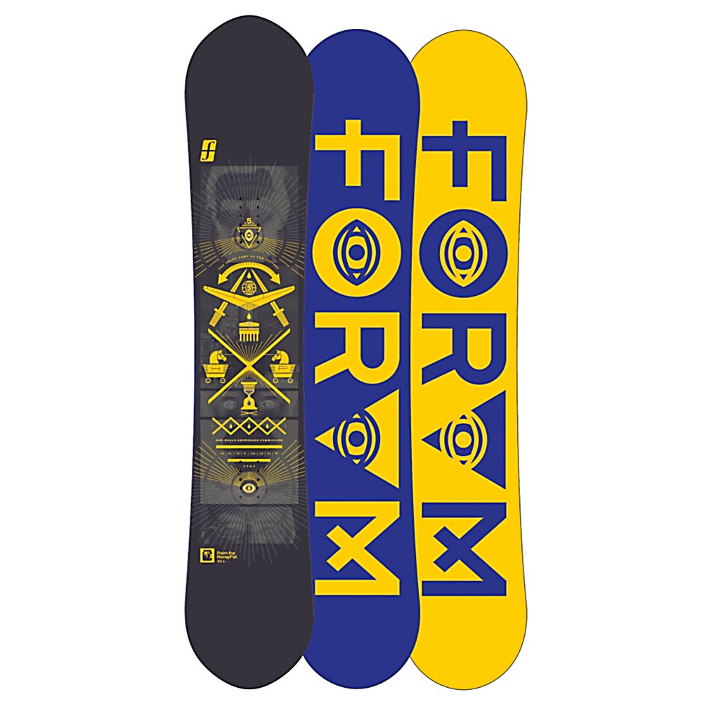 Snowboard Forum The Honey Pot Snowboard - Bee's make honey, Bears loves honey and Forum loves The Honey Pot. New for 2013 the Forum Honey Pot adds some new tech to the line-up that makes this snowboard unforgettable. Introducing the new Flat rocker camber, Flat Rocker provides a loose playful feel at its contact points but offers a more stable platform between your feet. Combined with Flat Rocker is the Spine of Power which is wood stringers running from tip to tail which provides constant ollie power. Foot Steer Triax laminate offers longitudinal snap and pop with a softer torsional feel. This offers a more playful feel with increased response and flexibility. Super Buttercup provides greater lift to the contact points in the nose and tail off the snow which allows for loose, catch-free riding, perfect for buttering or even when the snow is deep. The Forum Honey Pot is sure gold, don't believe it get out and experience it yourself. . Skill Range: Intermediate - Advanced, Skill Level: Intermediate, Gender: Mens, Product ID: 308349, Model Year: 2013, Warranty: One Year, Base Material: Extruded P-tex, Magnatraction: No, Hole Pattern: Standard 4 Hole, Construction Type: Sidewall Construction, Core Material: Wood, Rocker Type: Flat Rocker, Board Width: Regular, Pipe Oriented: No, Flex: Soft, Shape: Twin, Rocker Profile: Flat with Rocker, Special Features: Super Buttercup, Stance Setback: Centered, Stance Width: 22-23in, Waist Width: 251mm(154cm), Recommended Use: Freestyle, Core Name: Gnar Core with Spine of Power, Base - $269.94