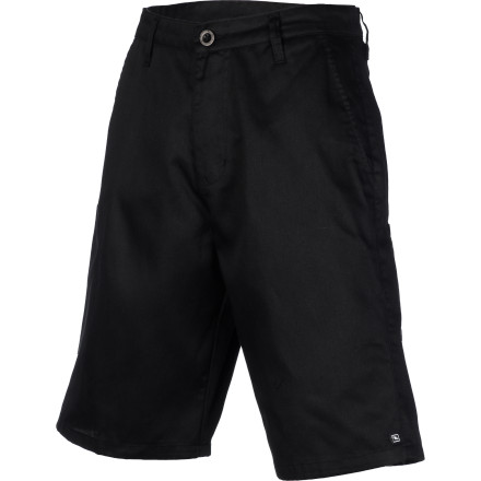 Surf Keep your look classic and casual this summer with the Rip Curl Simple Chino Men's Walk Short. It's made with an cotton blend twill fabric that's light and breathable to help you stay comfy during the dog days of summer, and the relaxed chino look will never go out of style. - $19.72