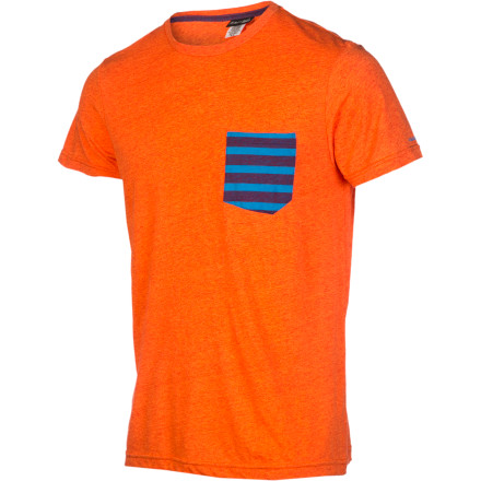 Surf Volcom Dangerous Molecule Pocket Slim T-Shirt - Short-Sleeve - Men's - $26.95