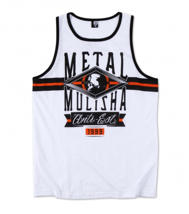 Motorsports Metal Mulisha Mens 100% Cotton Tank. - $14.99