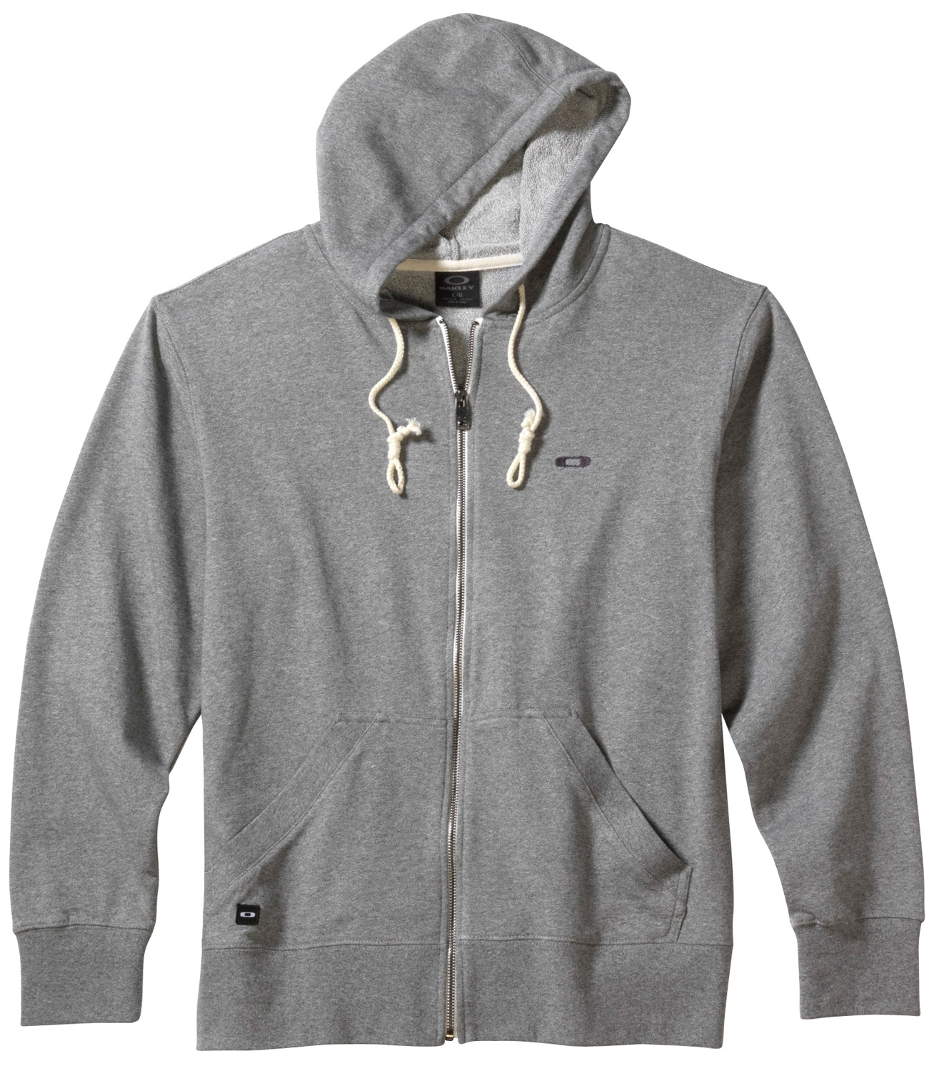 Pullover heathered French terry crew with front flat woven label and front logo embroidery.Key Features of the Oakley Pennycross 2.0 Hoodie: * Fit: Fashion * 86% Cotton, 14% Polyester - $35.95