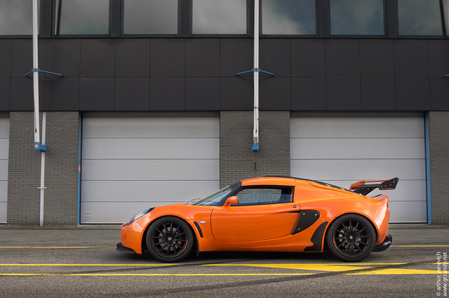Auto and Cycle Lotus Exige