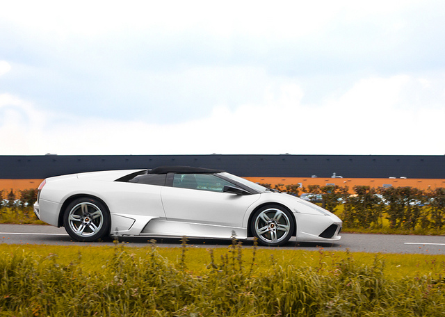 Auto and Cycle Lamborghini Murcielago LP640 Roadster
