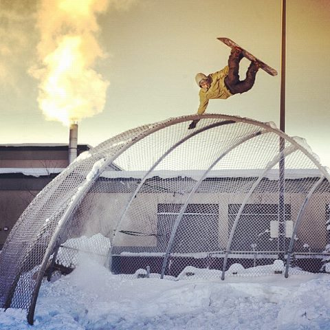 Snowboard Snowboarder Magazine