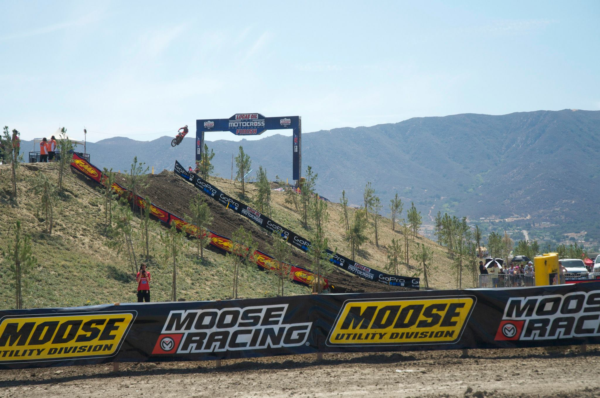 Auto and Cycle Lake Elsinore Motocross National