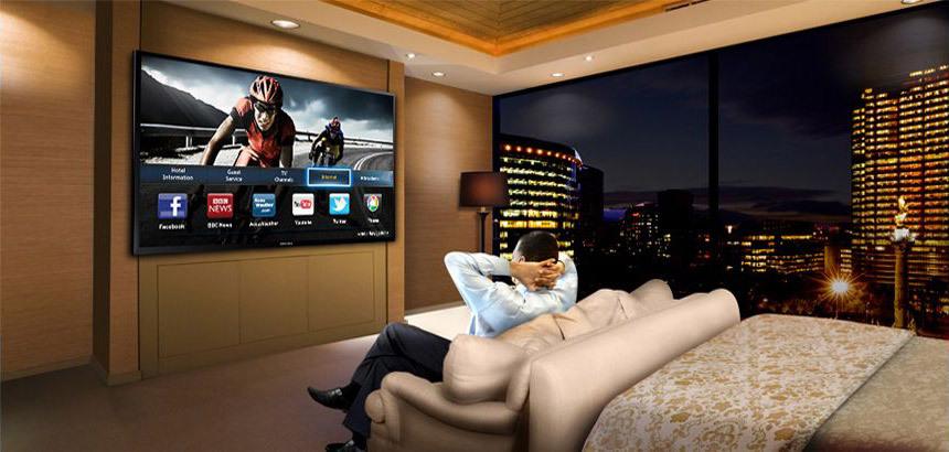 Телевизор самсунг в интерьере