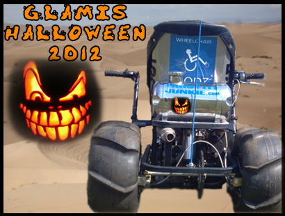 Motorsports GLAMIS 2012    November 2-4