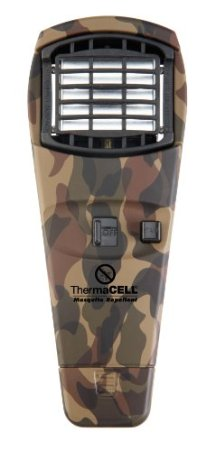 Hunting ThermaCELL MR-FJ Woodlands Camo Cordless Portable Mosquito Repellent Appliance