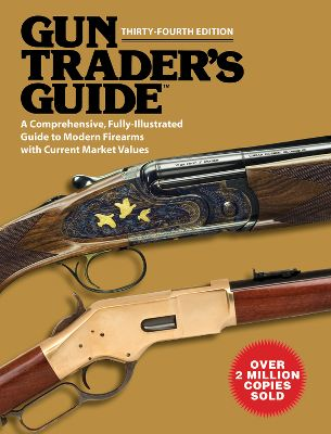 Hunting For more than half a century, the Gun Traders Guide has been a trusted reference of the firearms community. The 34th edition includes a complete index and guide on how to effectively use this book in order to find the market value for your collectible firearms. Includes extensive listings for handguns, shotguns and rifles from some of the most popular manufacturers, such as Beretta, Browning, Colt, Remington and Winchester. With over 2 million copies sold, this is the go-to source for making informed decisions on used-firearms purchases. 608 pages. Softcover. - $29.95