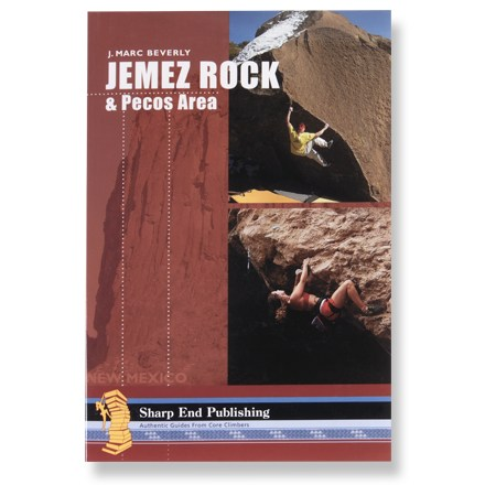 Climbing This encyclopedic guide is a reference to the vast climbing surrounding Albuquerque and Santa Fe. - $28.00