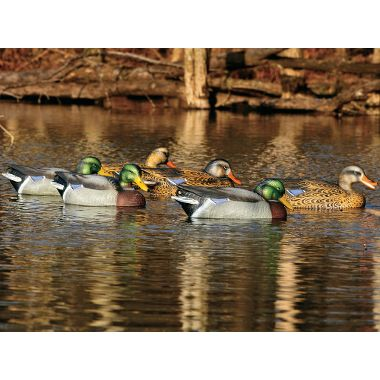 Hunting Final Approach Gunner HD Floating Duck Decoys at Cabela's