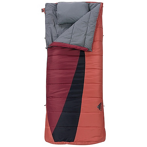 Camp and Hike Free Shipping. Kelty Eclipse 30 Sleeping Bag DECENT FEATURES of the Kelty Eclipse 30 Sleeping Bag Layered, offset, quilt construction Dual slider, locking blanket zipper Zipper draft tube with anti-snag design Can be fully unzipped and opened flat for use as a blanket Internal liner loops Sleeping pad security loops Includes integrated compression storage sack FatMan and Ribbon drawcords Captured cordlock Zippered chest pocket Two bags can be zipped together to form a double-wide Tuck away, integrated pillow pocket Ergonomic footbox The SPECS Temperature Rating: 30deg F / -1deg C Shape: Rectangular Insulation: CloudLoft Shall: 50D Polyester Ripstop Liner: Polyester-Cotton The SPECS for Short Fits To: 5' 6in. / 168 cm Length: 66in. / 168 cm Shoulder Girth: 58in. / 147 cm Fill Weight: 2 lbs / 0.90 kg Total Weight: 3 lbs 14 oz / 1.74 kg Stuff Diameter: 11in. / 28 cm Stuff Length: 22in. / 56 cm The SPECS for Regular Fits To: 6' 6in. / 198 cm Length: 80in. / 203 cm Shoulder Girth: 68in. / 173 cm Fill Weight: 2 lbs 11 oz / 1.20 kg Total Weight: 5 lbs 7 oz / 2.44 kg Stuff Diameter: 14in. / 36 cm Stuff Length: 28in. / 71 cm The SPECS for Extra Double Fits To: 6' 6in. / 198 cm Length: 80in. / 203 cm Shoulder Girth: 136in. / 345 cm Fill Weight: 5 lbs 6 oz / 2.41 kg Total Weight: 10 lbs 9 oz / 4.73 kg Stuff Diameter: 17in. / 43 cm Stuff Length: 38in. / 97 cm - $79.95