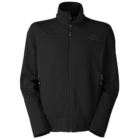 Free Shipping. The North Face Men's Honed Fleece Jacket DECENT FEATURES of The North Face Men's Honed Fleece Jacket Stretch soft fleece fabric with stretch side panels Two secure-zip hand pockets Hem cinch-cord The SPECS Average Weight: 16 oz / 440 g Center Back Length: 28in. Body: 230 g/m2 (8.113 oz/yd2) 93% polyester, 7% elastane stretch fleece Panels: 90D 196 g/m2 (6.91 oz/yd2) 89% polyester, 11% elastane This product can only be shipped within the United States. Please don't hate us. - $129.95