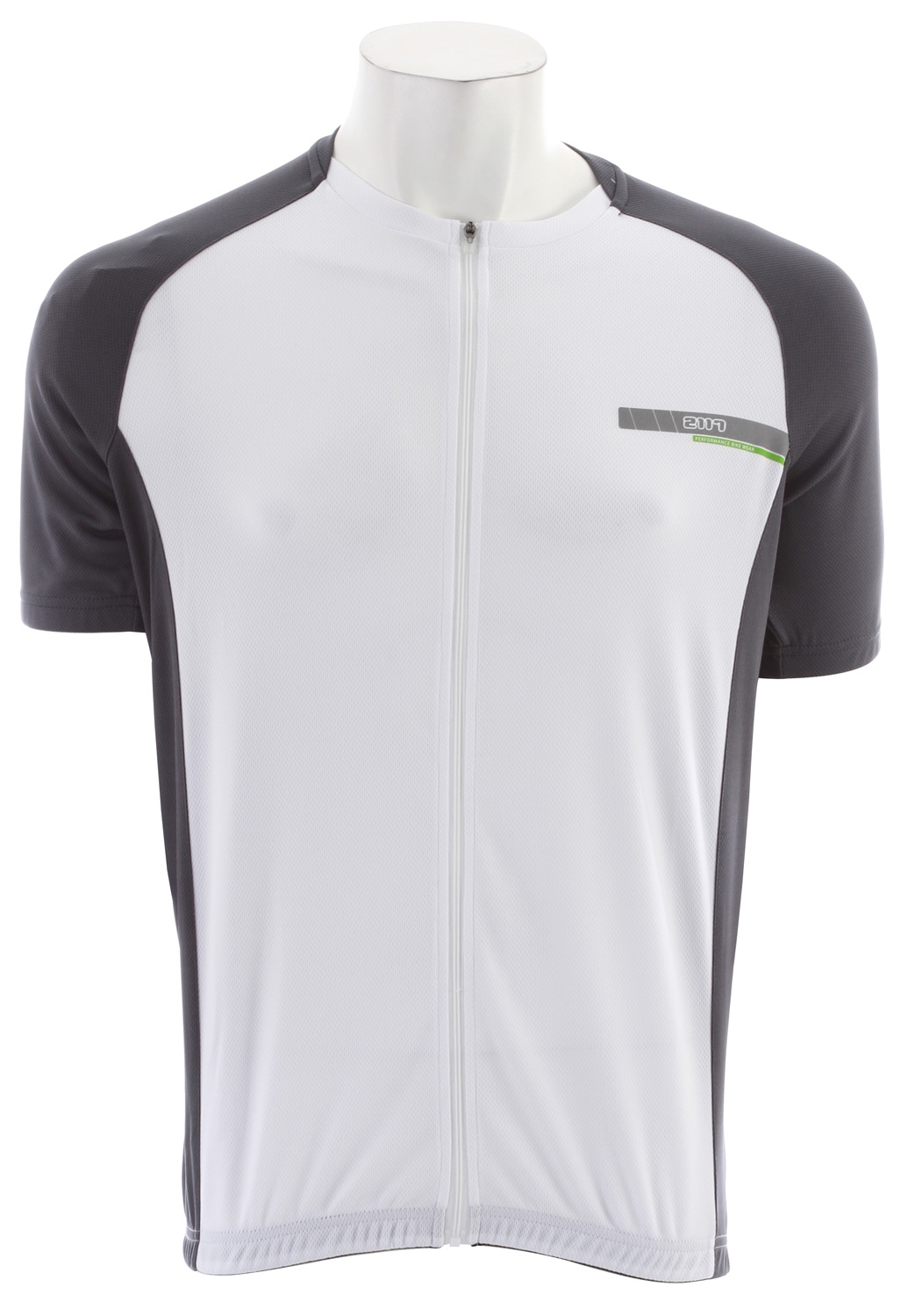 Fitness 2117 Of Sweden Falun Cycling Top White - $15.95