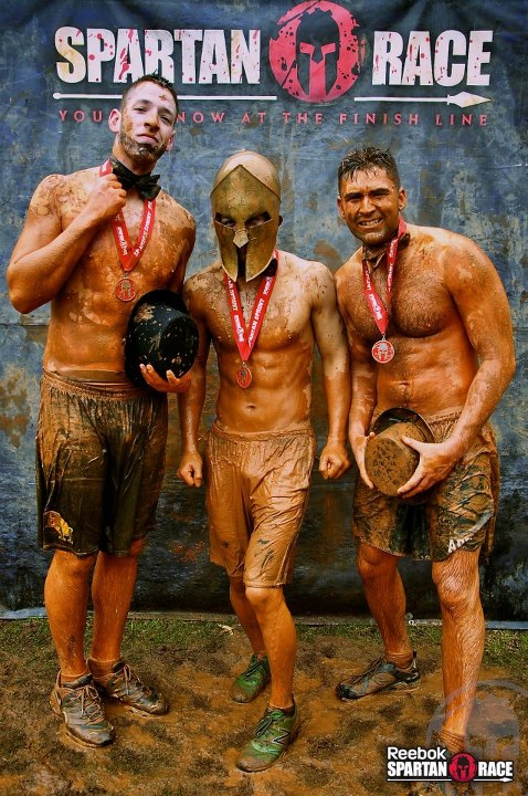 Fitness spartanrace